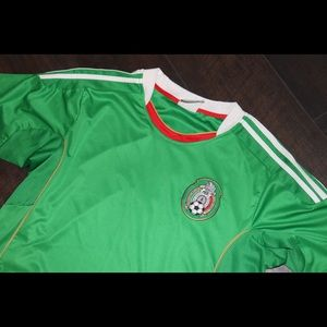 Other - Mexico Soccer Team Green Uniform Set